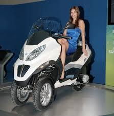 piaggio mp3 hybrid