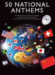 national anthem cd