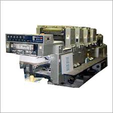 4 color printing presses