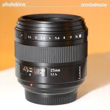 25mm lens