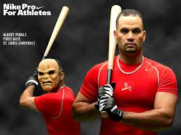Pujols and Ken Griffey Jr.