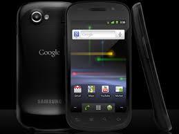 Googles new phone, Nexus S