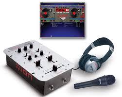ion mixers