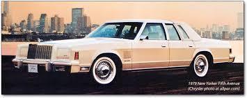 1979 chrysler