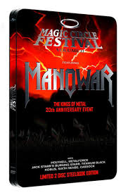 manowar dvds