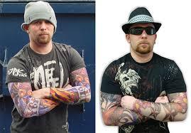 male sleeve tattoos