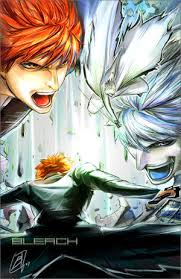 ichigo and hollow ichigo