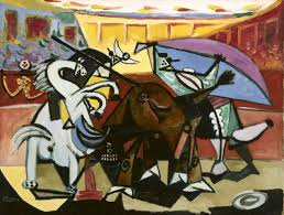 picasso bullfighter