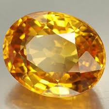 sapphires yellow