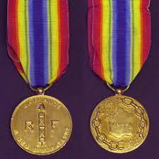 france medal