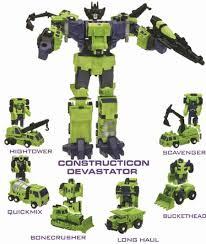 giant robot toy