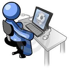 computer cartoon images