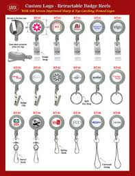 id badges holders