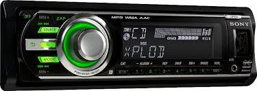 car stereos sony