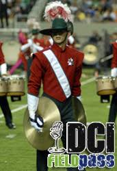 marching cymbal