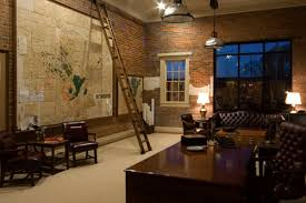 brick walls interior