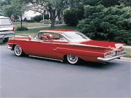 chevrolet 1960 impala