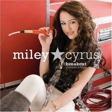 miley cyrus album 2008