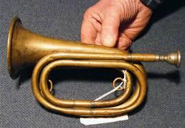 brass bugles