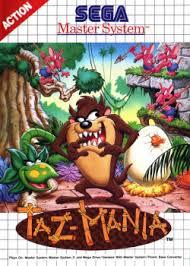 taz mania game