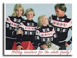 family christmas sweaters