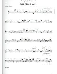 clarinet in b flat