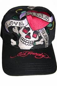 ed hardy love kills slowly cap