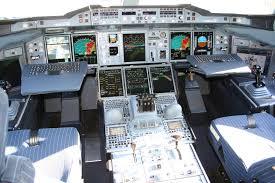 cockpit airbus 380