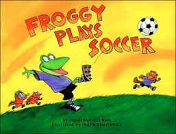 froggy book