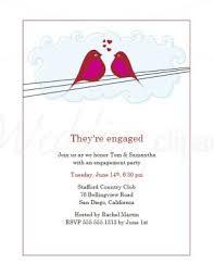 engagement invitations templates