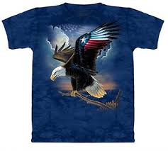 bald eagle t shirts