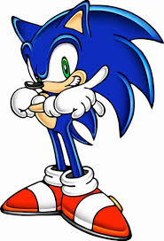 sonic pictures to draw