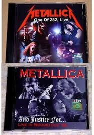Metallica - And Justice For Woodstock