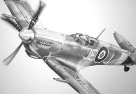 aviation drawing