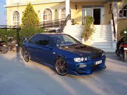 impreza turbo 2000