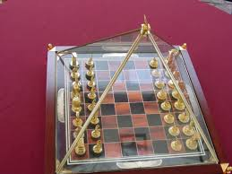 franklin mint chess