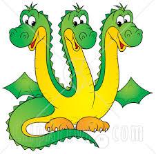 cute dragon clip art