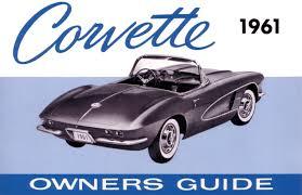 1961 chevy corvette
