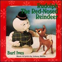 rudolph burl ives