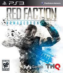 Red Faction: Armageddon.
