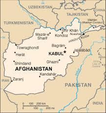 nuristan afghanistan map
