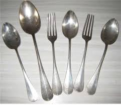 forks spoons