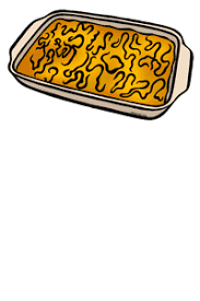 casserole clipart