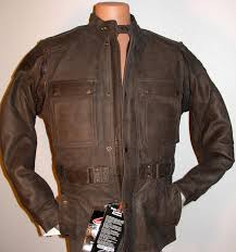 triumph dean jacket