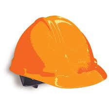 orange hard hats