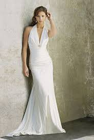 halter neck wedding gowns