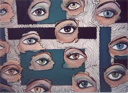 eyes paintings