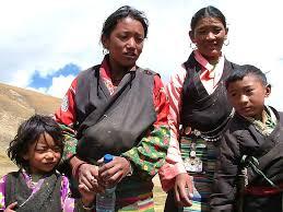 people of tibet