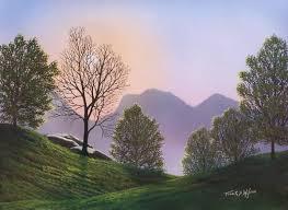 paintings of spring