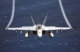 f 18 hornet aircraft